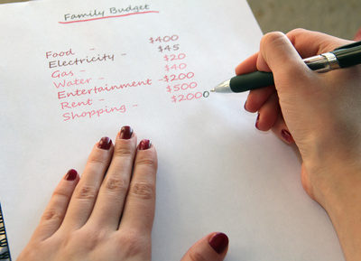 Money Budgeting Tips