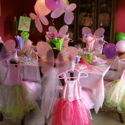 How To Throw Your Daughter The Best Princess Party