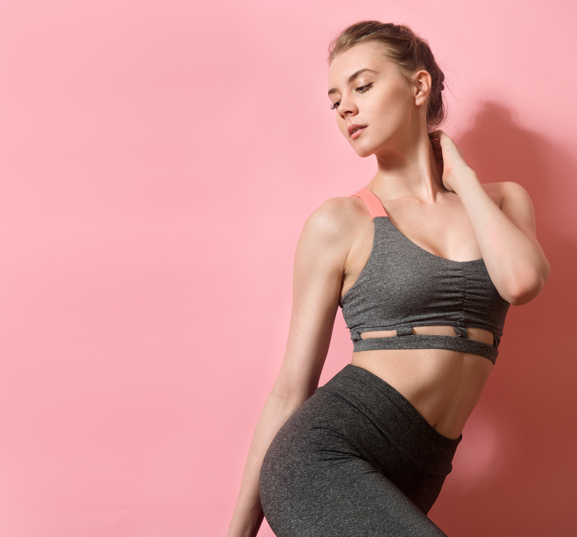 Do You Have a Cute Gym Look? Here Are 3 Ways to Look Better at the Gym