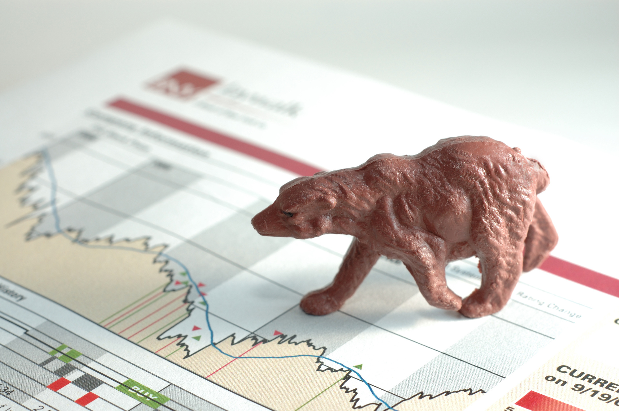 4 Bear Market Investing Strategies to Survive and Prosper in a Down Market