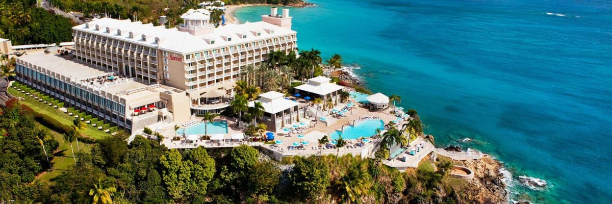 Top 5 Virgin Islands