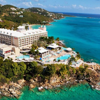 Top 5 Virgin Islands