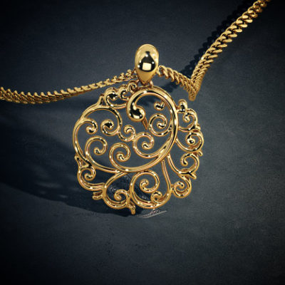 Why gold pendants are an ideal gift for any woman?