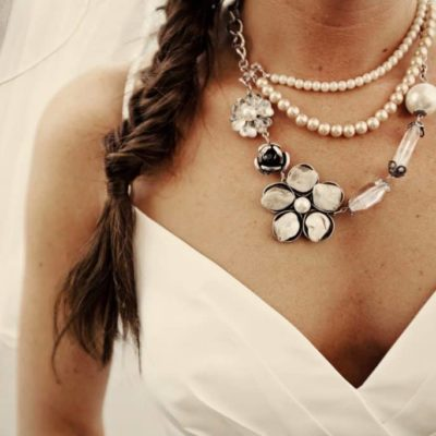 How To Wear Necklaces According To Necklines