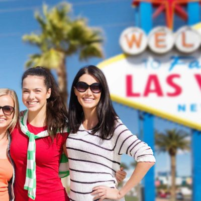 Family Vacationing in Las Vegas