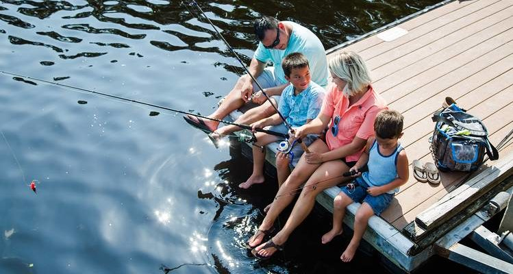 Reel Them In — Get Your Kids Into Fishing