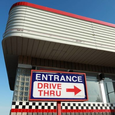 Building an Efficient Drive-Thru System