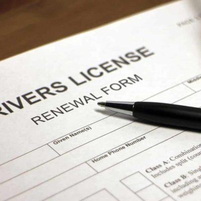 How Does Driver's License Renewal Work?