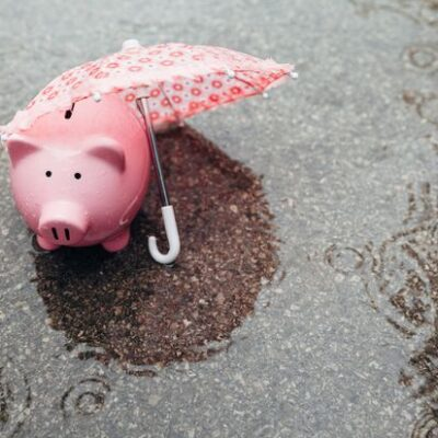 Saving for a Rainy Day (or a Prolonged Pandemic Season)