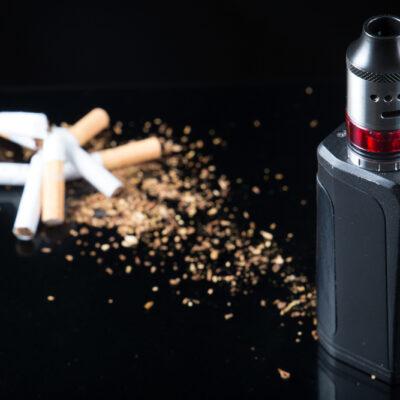 Start Vaping to Stop Smoking