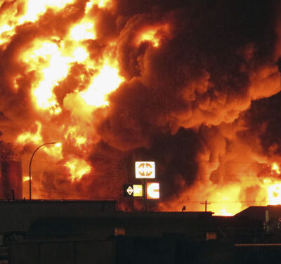 How to Prevent Fires from Burning Your Industrial Facility to the Ground