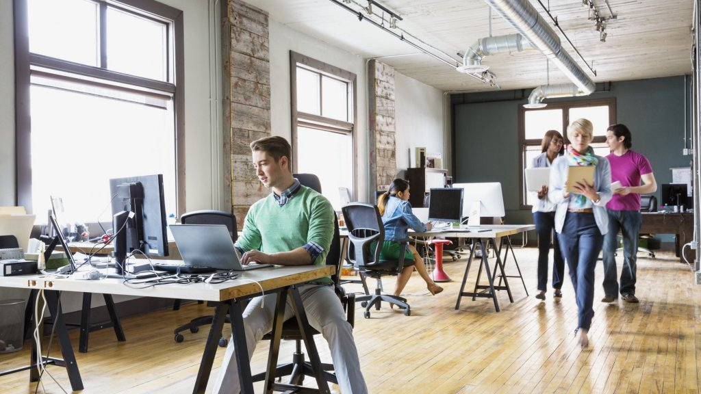 Revitalizing the Office: Small Improvements, Big Changes!