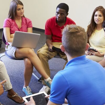 12 attributes of popular students