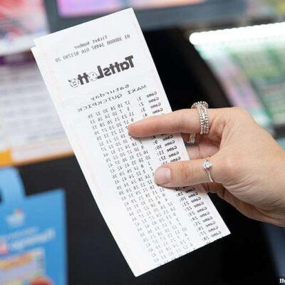 Australian Woman Sues Lottery