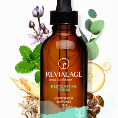 How Revialage Restorative Serum Can Help You With Scalp Woes