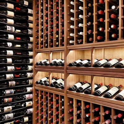Some Basic Facts about Wine Storage