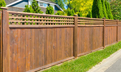 How To Safeguard Your Fences From Wood Rot