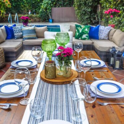 Transforming Your Outdoor Space for a Grand Party