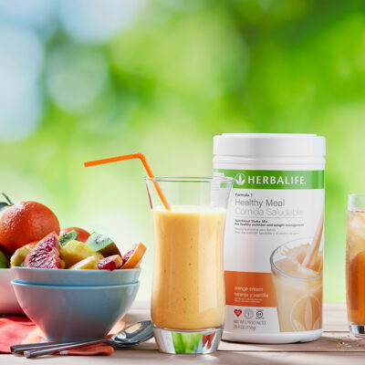 Herbalife Formula 1 Healthy Meal Nutritional Shakes – Recipes and Mix Ideas