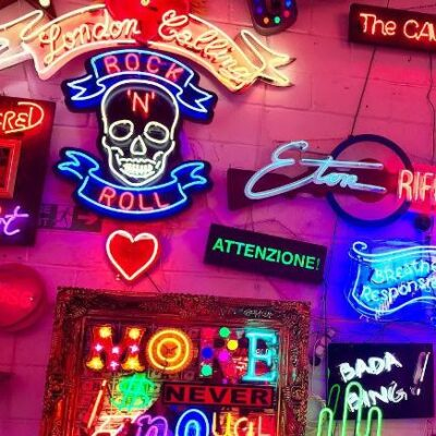 Make your Store Stand Out with Neon Signage