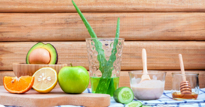 Top 15 Natural Ingredients For Skin Care | Purple Tea